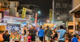 開漳聖王廟夜市