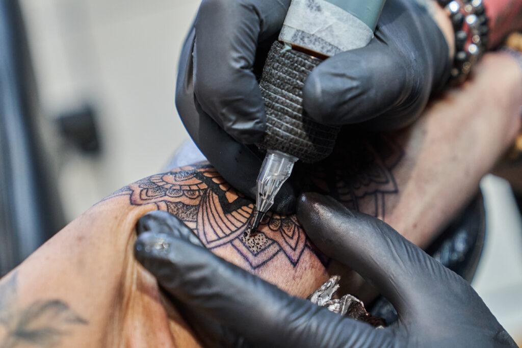Black Dagger Tattoo Norwich Tattoo Studio