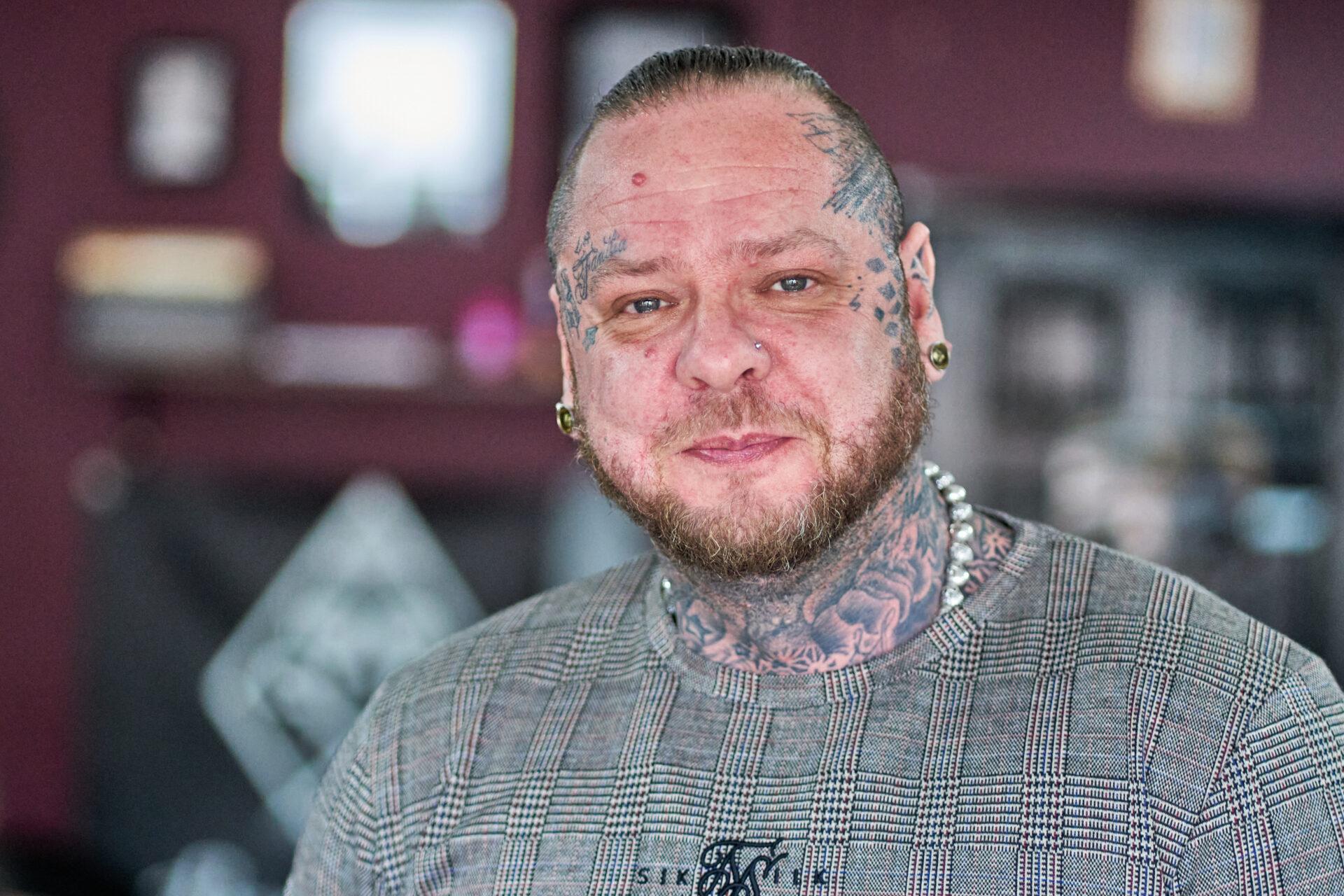 Black Dagger Tattoo Norwich - Photography Blanc Creative 49