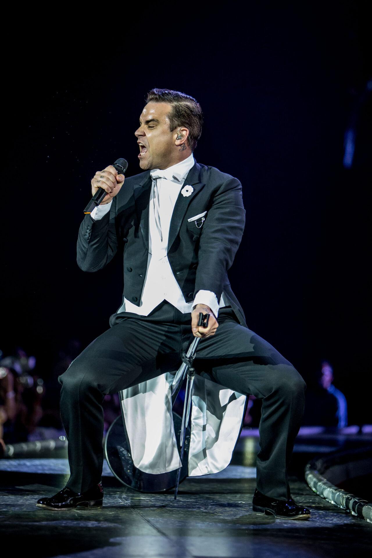 Robbie Williams Photography - Lee Blanchflower Blanc Creative Norwich