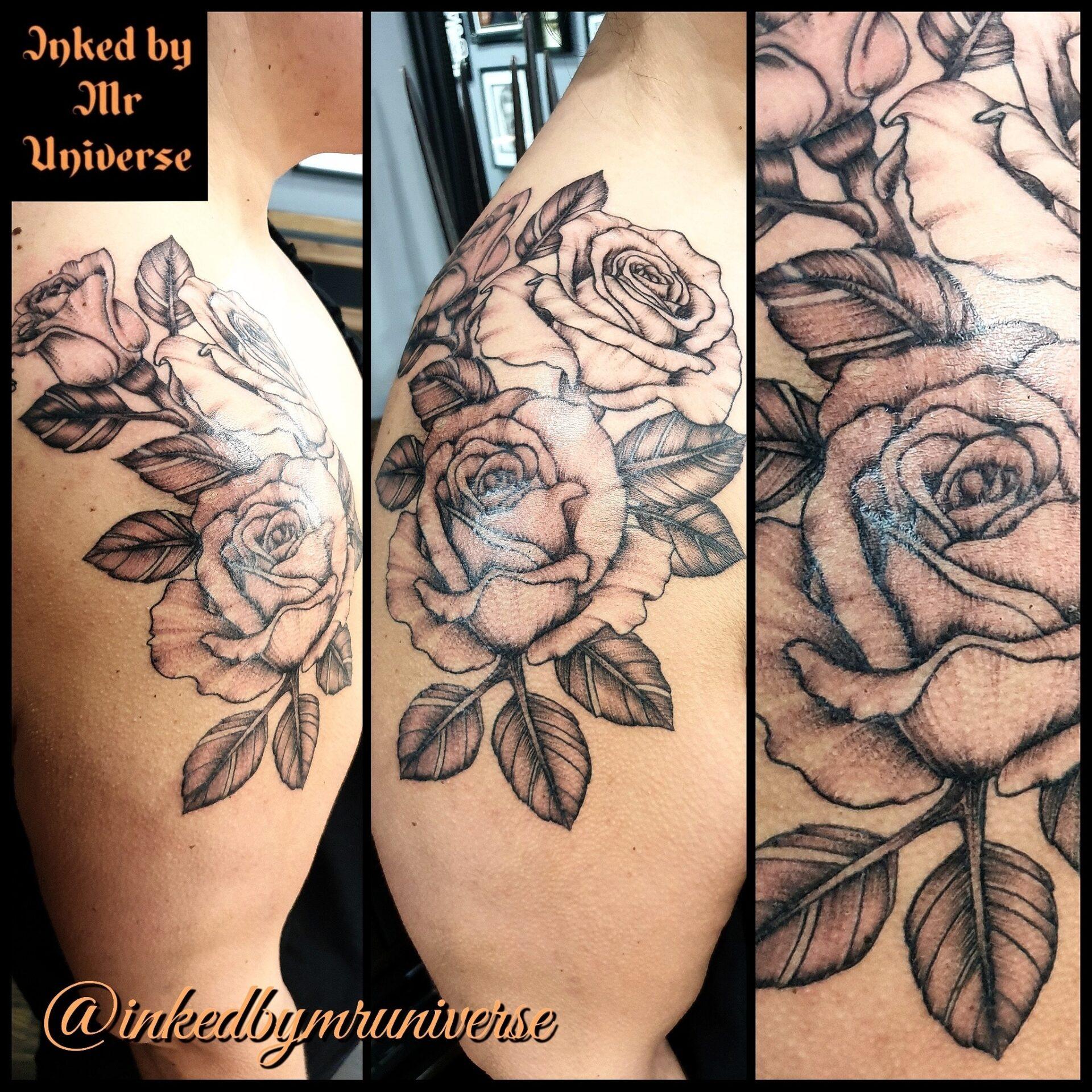 rosesshoulder
