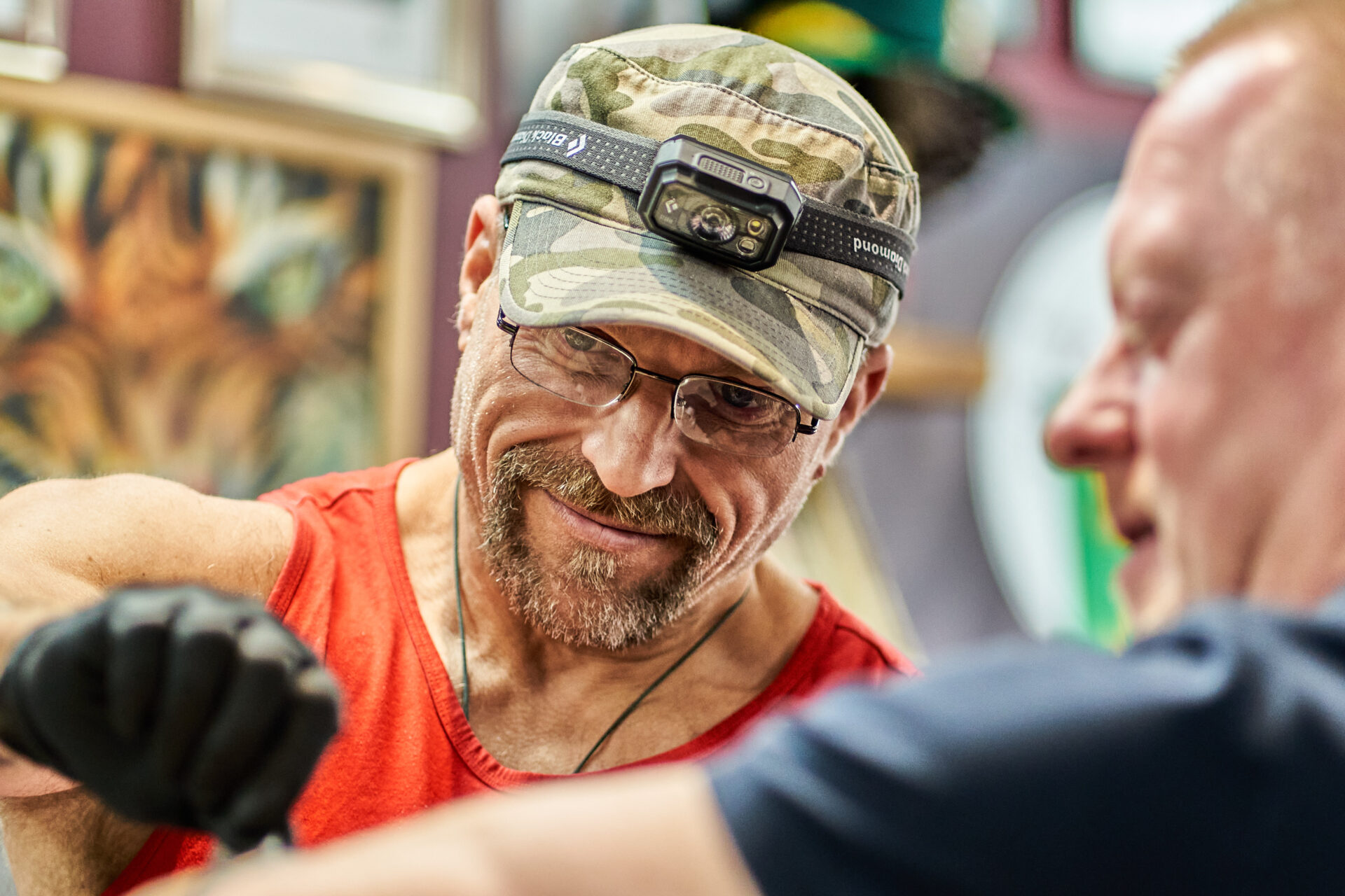 Barny Du Du Plessis Tattoo Artist Norwich