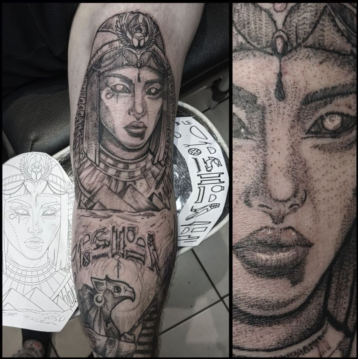 Chris Martin Tattooist Norwich