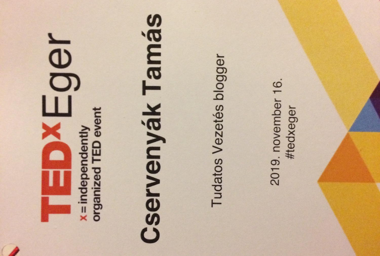 TEDxEger