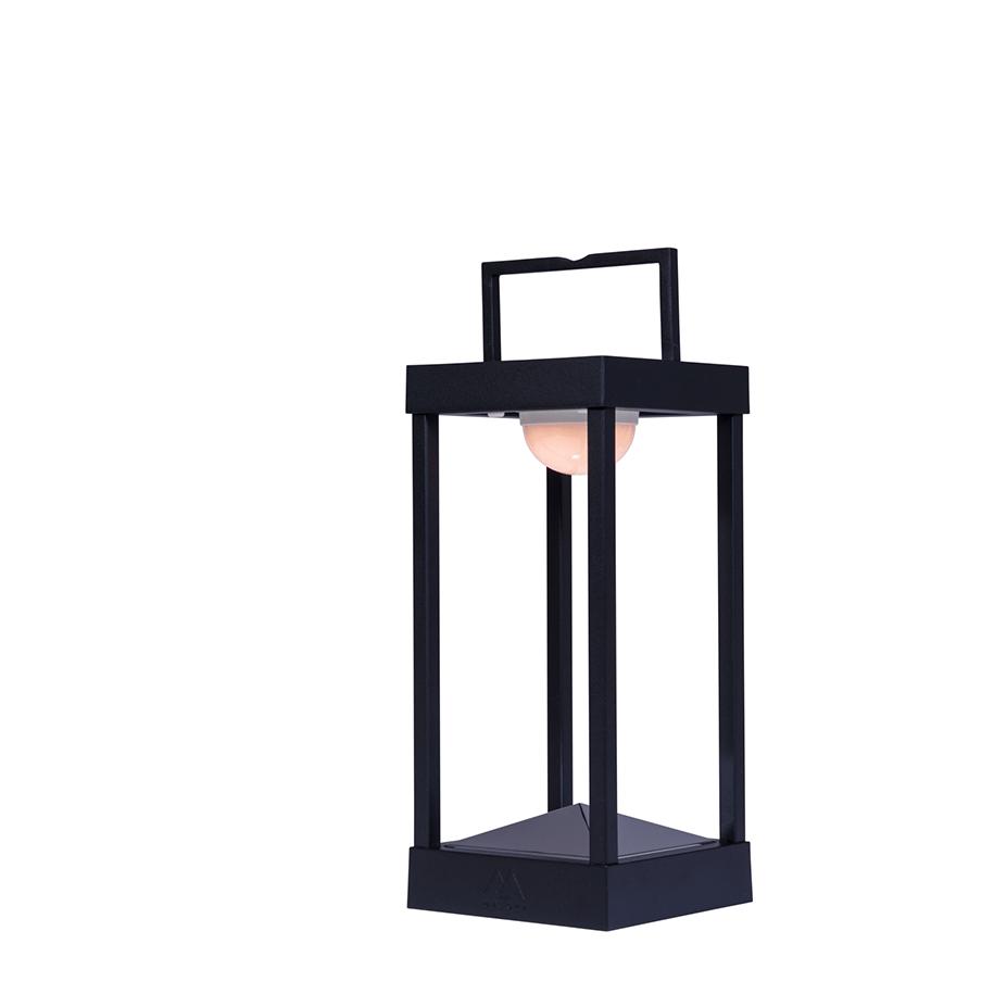 Lampe Parc 40cm Noir 2