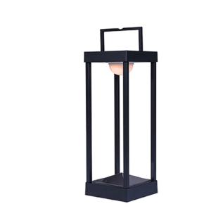Lampe Parc 50cm Noir 2