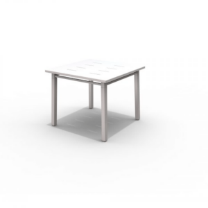 impression square table