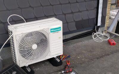 Jubiläum: Unsere 40. Klimaanlage in 2020