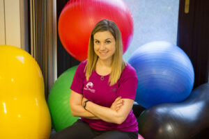 Carys Roberts of Swan Physio