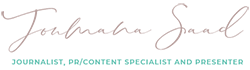 Joumana Saad Logo
