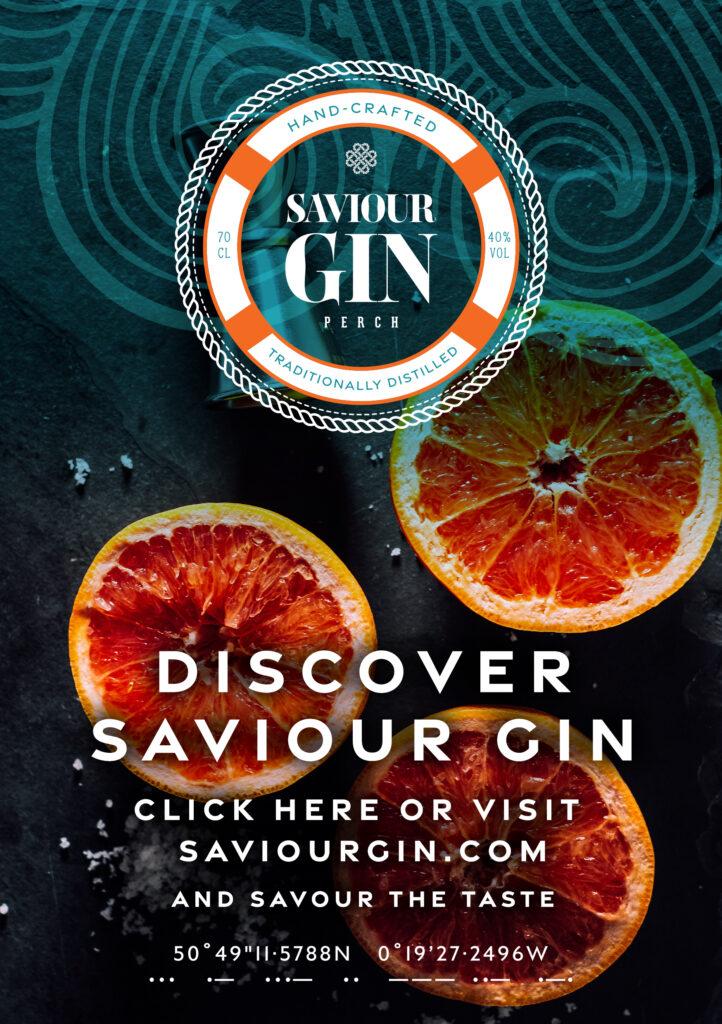 Saviour Gin