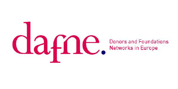 Dafne logo. A founder.