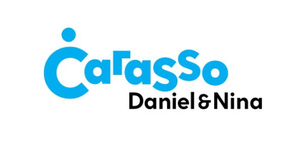 Carasso Daniel & Nina logo. A founder.