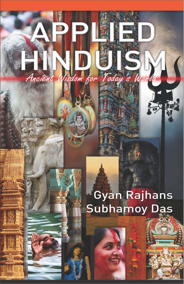 Applied Hinduism front cover