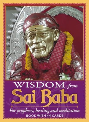 Sai Baba guidance cards book