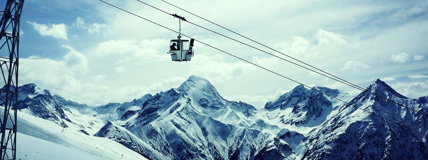 Gondola in the Afternoon