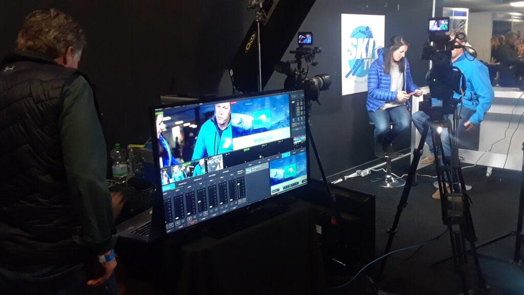 ski tv studio