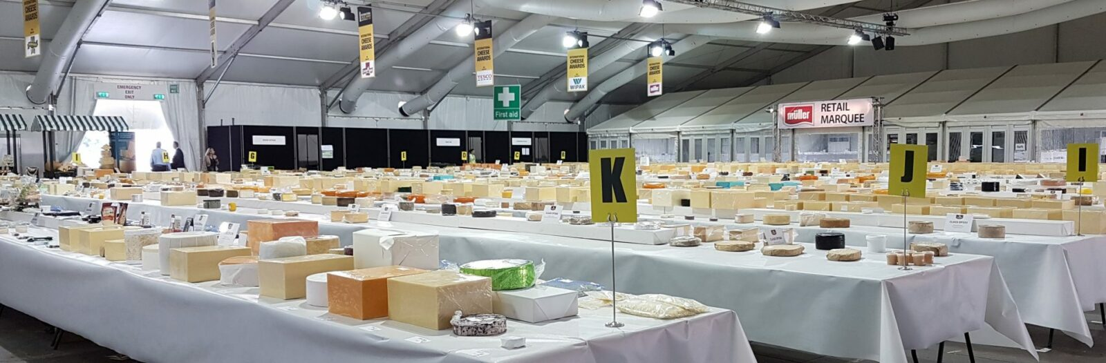 Image from international cheese awards 2017