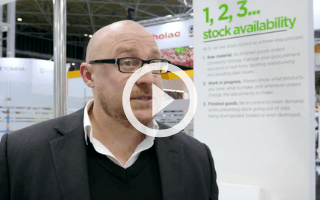 VIDEO: Real-time information on stock availability can make a huge difference