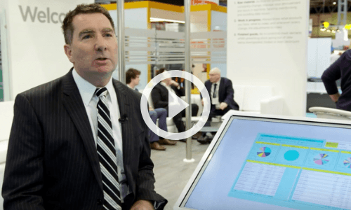 VIDEO: SI report specialist Paul Marston on enhanced dashboard reporting launched at Foodex 2018