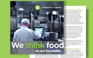 BROCHURE: QA and traceability