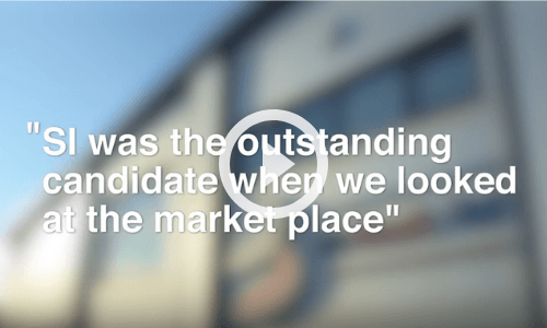 VIDEO: DB Foods explains why it chose SI