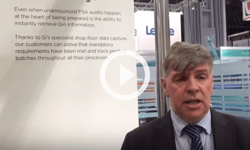 VIDEO: Nick Allen, Chief Executive of BMPA, on food industry audits