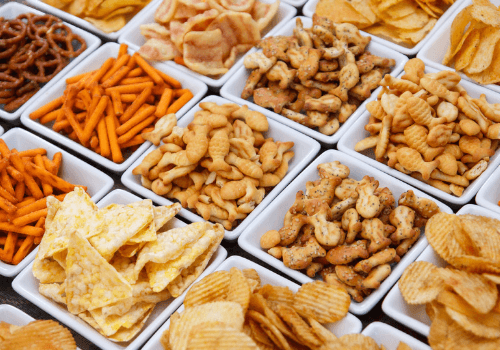 Snacks Manufacturing Software