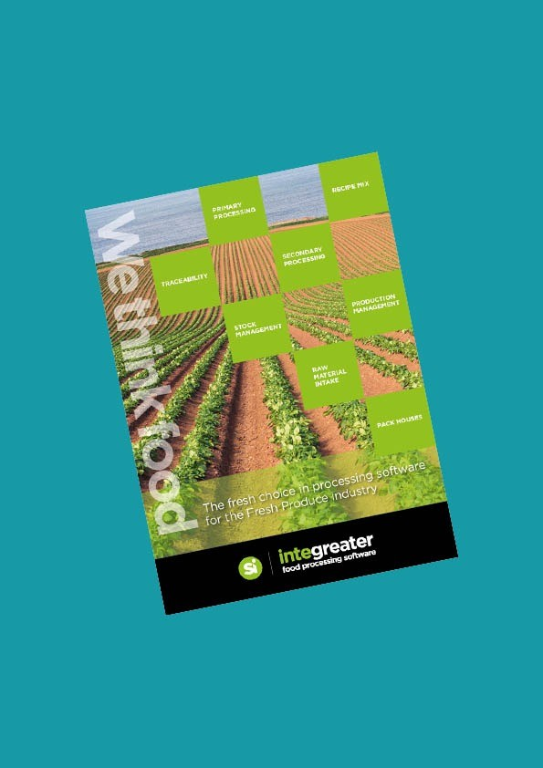 BROCHURE: Fresh Produce Processing Software