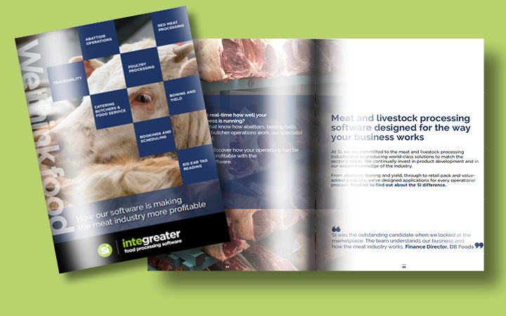 Abattoir & Meat Processing Software that's proven to deliver profitability