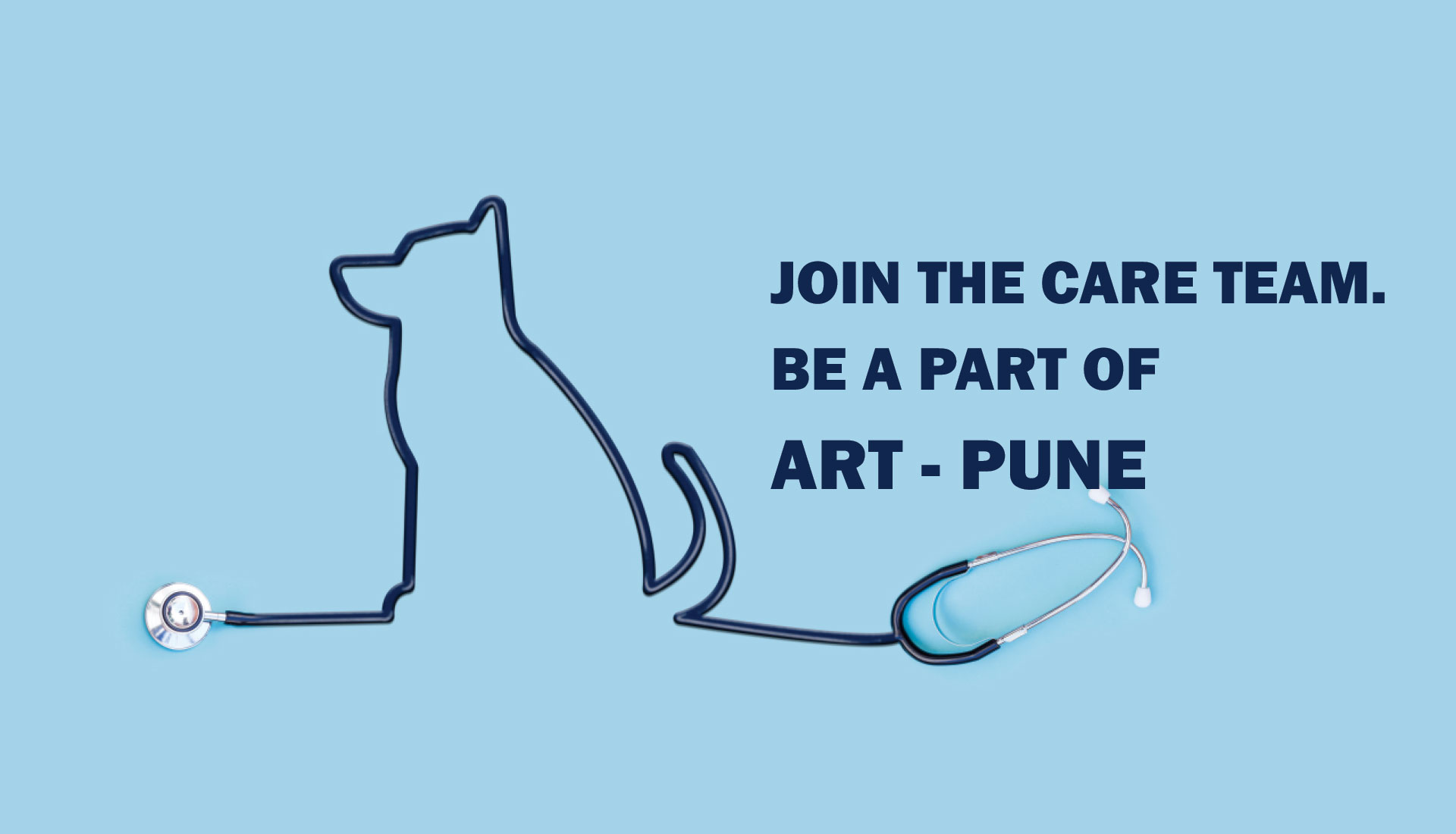 Join the care team. Be a part or ART-Pune