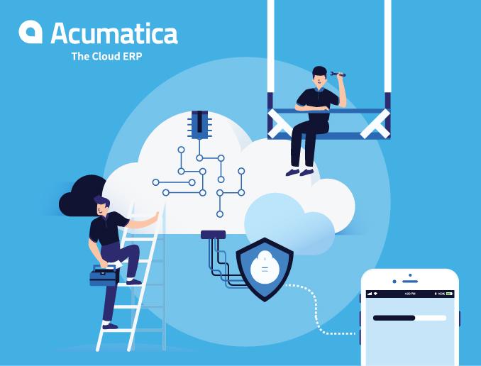 cloud erp solution
