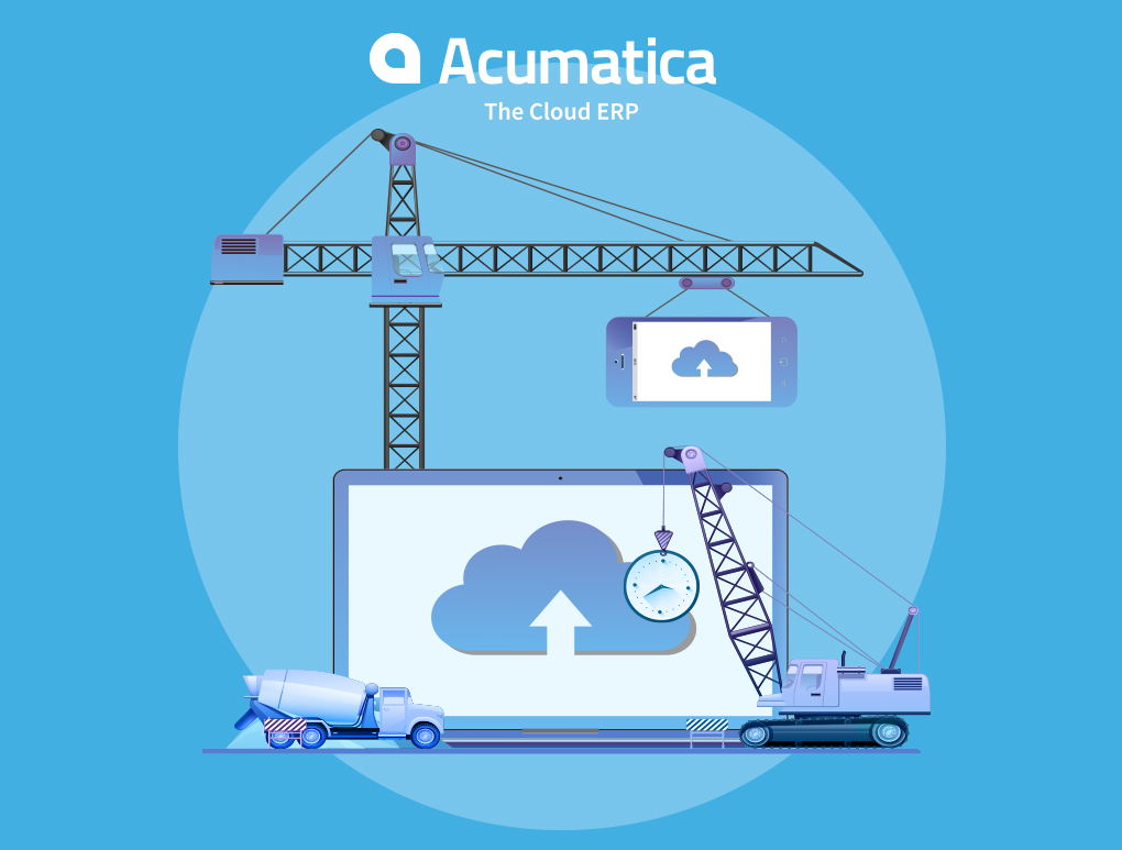 Acumatica's Construction Edition