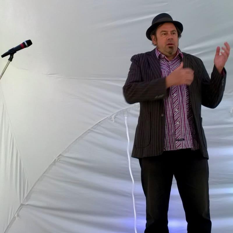 Robin DeWan Spoken Word