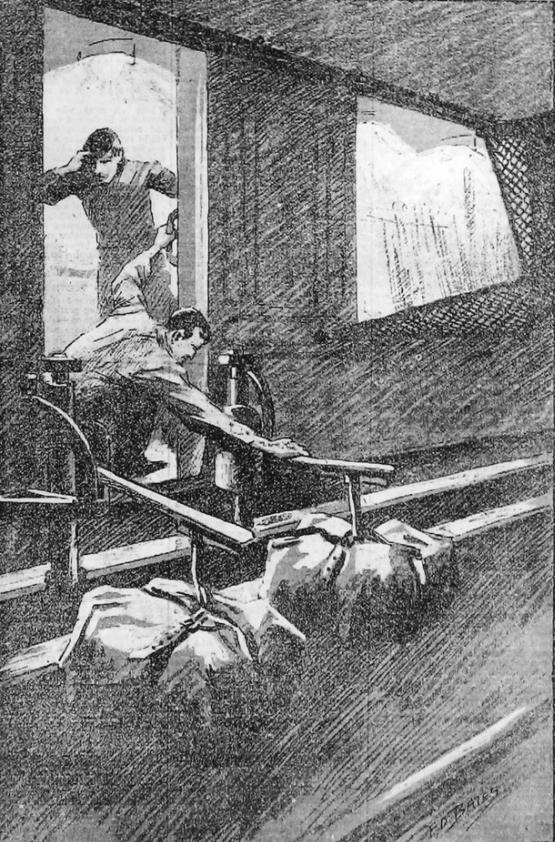 'A Very Hazardous Undertaking' – Albert Latchford and the Mail Bag Apparatus