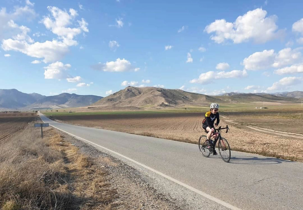 Sally's Spanish Cycling Holidays