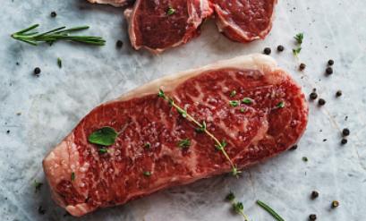 牛肉部位 「前胸」肋骨前部 三層肉獨具風味