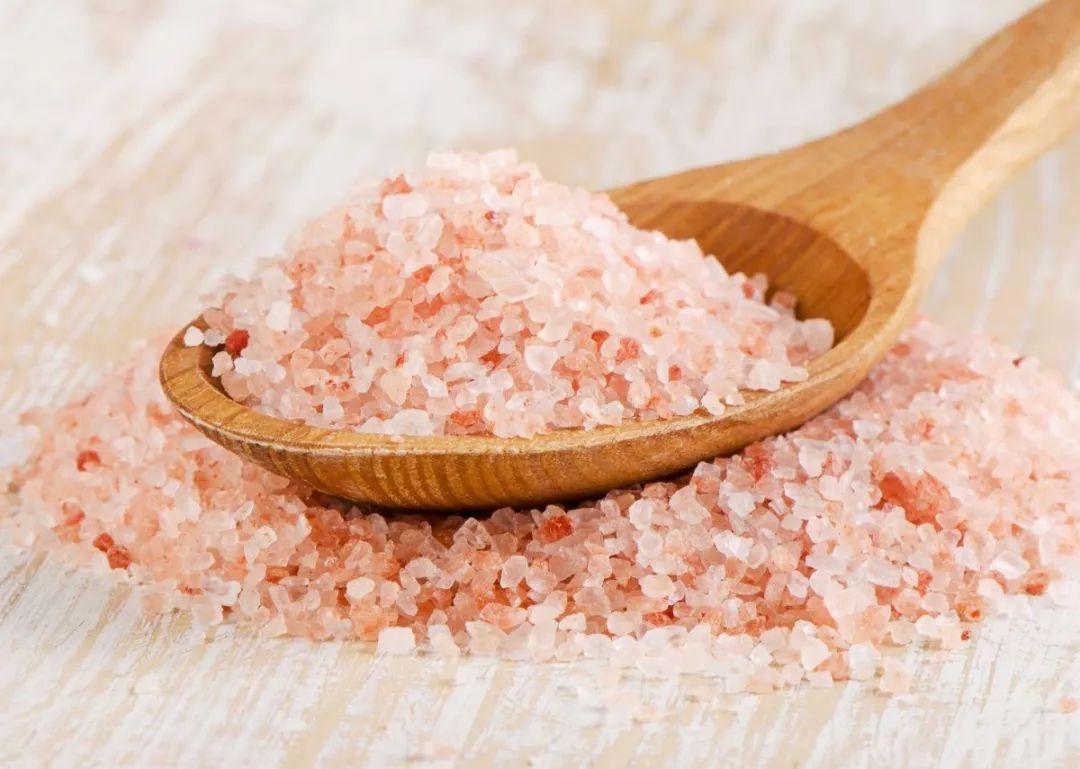 岩鹽 來自喜馬拉雅岩石 催生出食材新口感