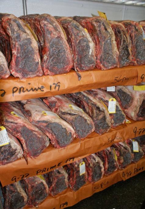 乾式熟成牛肉
