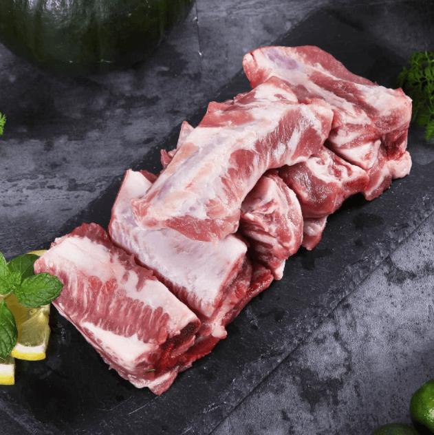 豬肉部位 「肋排」鈣含量高 老幼皆宜