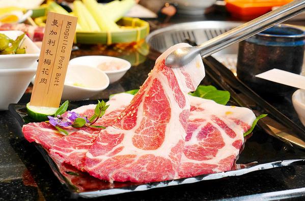 梅花肉|肩胛肉 豬肉最鮮美可口的部位