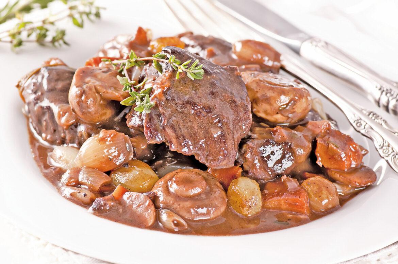 牛肉食譜 法式紅酒燉牛肉 冬天裡極致美味