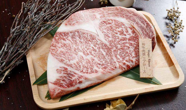 日本和牛 日本鹿兒島A4和牛肉眼 值得一試的頂級牛肉
