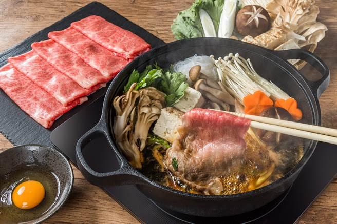 牛肉食譜|「壽喜燒」簡單4步!在家自製地道日料