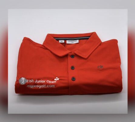 Irish Junior Open Polo Shirt