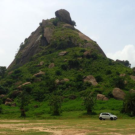 Joychandi Hill