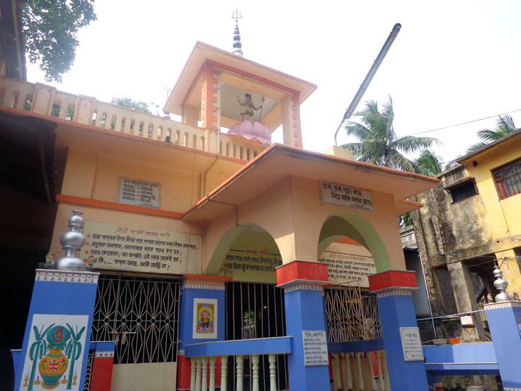 Bhaba Pagla Temple