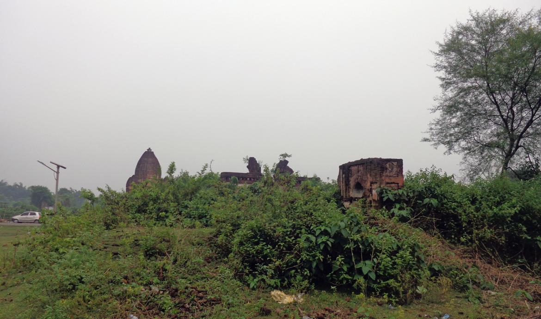 The Ruins of Garhpanchkot