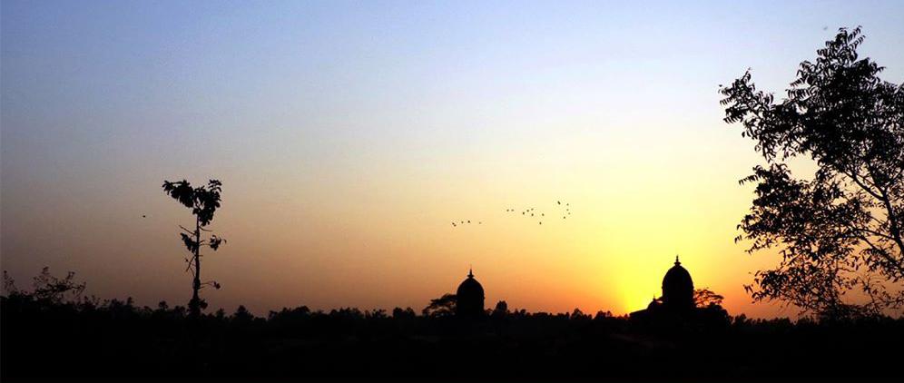 Bishnupur Morning
