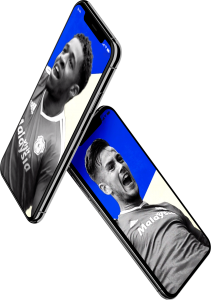 Cardiff City – We are One Mobile Phone Images